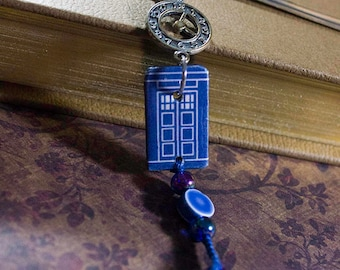 Dr Who Bookmark