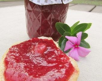 Cranberry Pear Jam