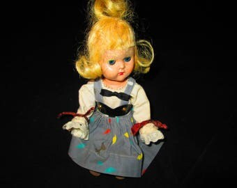 My Tiny Miss Strung Doll- Ginny Vogue Doll