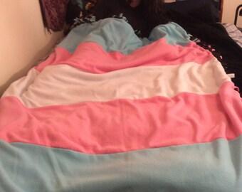 Transgender Pride Blanket