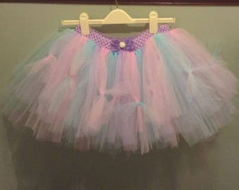 pastel Tutu skirt with bows