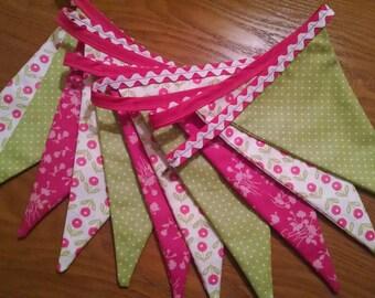 Decorative Fabric Bunting
