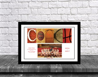 Team Basketball Gift, Coach Gift from Team,Basketball Team Gift,Thank you gift Coach,Farewell Gift Coach,Coach Retirement,Coach Appreciation