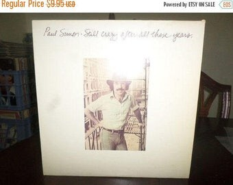 Save 30% Today Vintage 1975 Vinyl LP Record Paul Simon Still Crazy After All These Years Near Mint Condition 6749