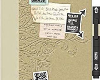 K & Company SMASH Journal WEDDING Style Portfolio New in Package SMASHFOLIO Discontinued