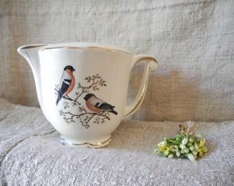 Antique pot, 1940 's, jug, vintage french creamer