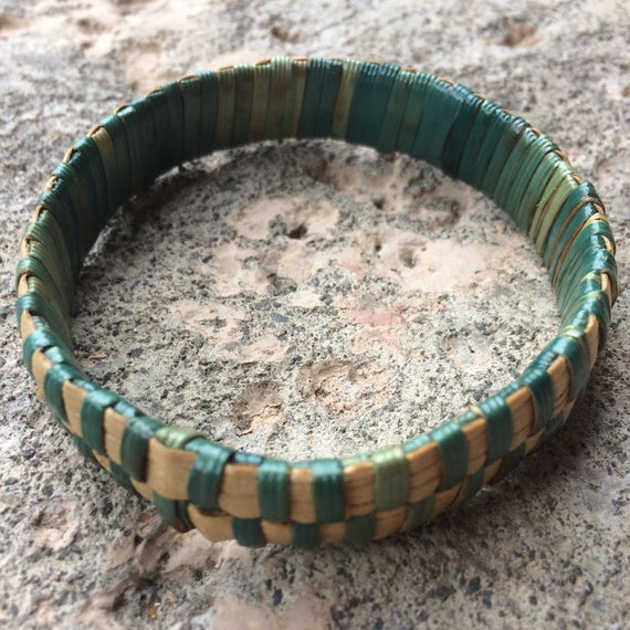 Lauhala Bracelets Made in Hawaii Inspirational Gifts Deesigns by Harris©