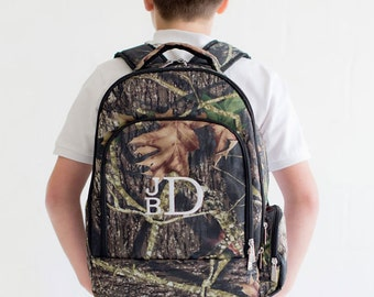 Woods Camo WB Backpack-FREE Embroidery