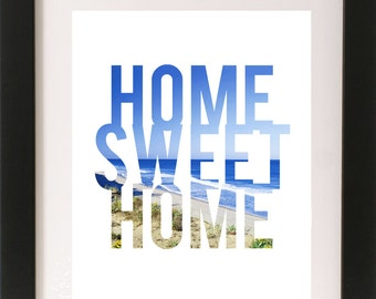 Home Sweet Home Print | Digital Download