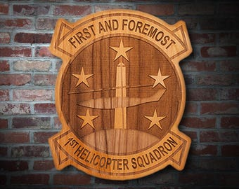 Wooden Military Plaques #2