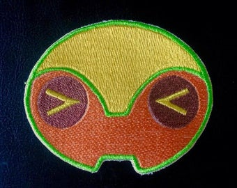 Orisa inspired patch