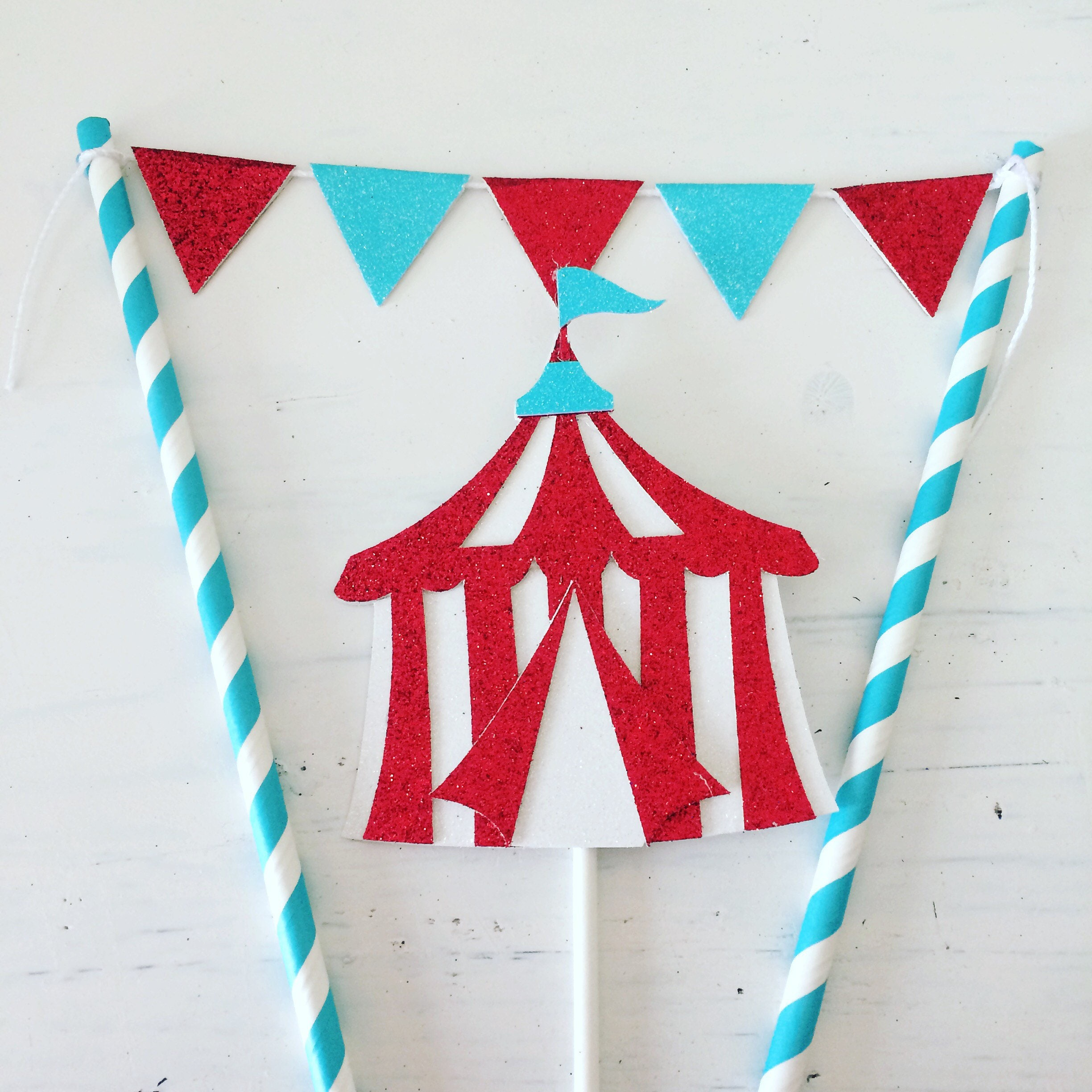Circus cake topper winter circus cake topper circus party circus tent cake topper  sc 1 st  SmashCaked & Circus cake topper winter circus cake topper circus party ...