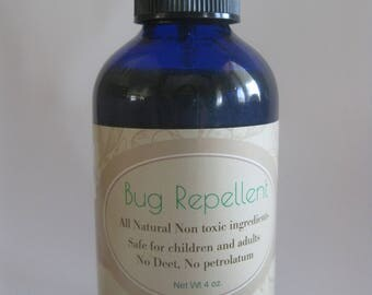 Bug repellent spray, natural bug repellent, organic bug repellent, herbal bug repellent, vegan bug repellent, free Deet, No Deet,