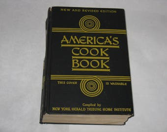 America's Cookbook New York Herald Tribune Home Institute 1940
