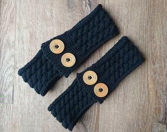 Triple braid headband - DIGITAL PATTERN ONLY