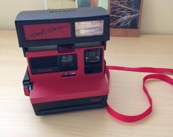 Cool Cam Polaroid Camera