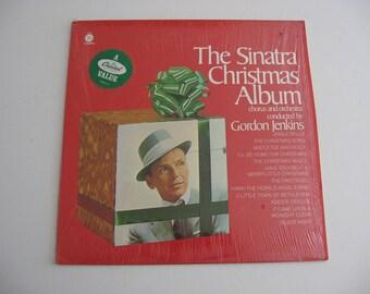 Frank Sinatra - The Sinatra Christmas Album - Circa 1977