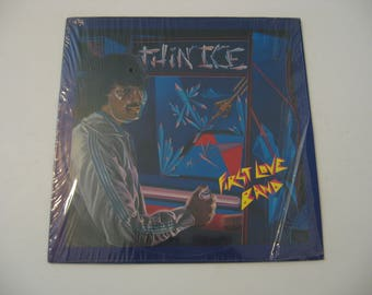 First Love Band - Thin Ice - Circa 1983