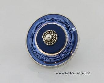 253 Upcycling ring blue NESPRESSO®
