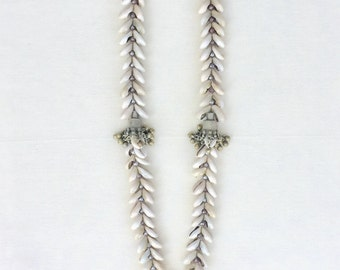 Kutchi Cowrie Shell Necklace