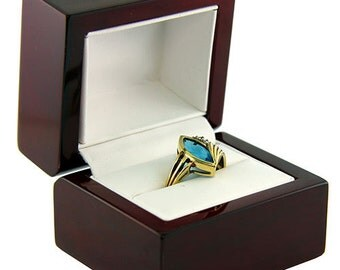 Rosewood Ring Box (Single) (DBX4003)