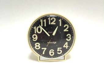 Vintage Westclox Super-Glo Alarm Clock