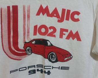 Vintage Porsche Tshirt