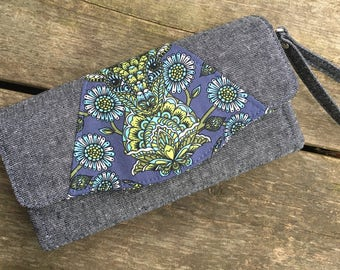 Smartphone Wallet Necessary Clutch Wallet