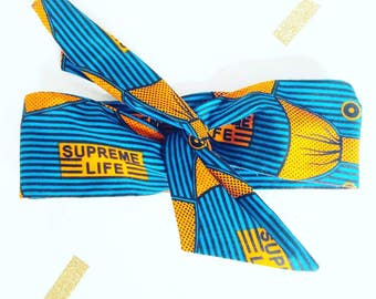HEADBAND EDDY wax suprême life