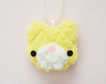 Fluffy Cutie Necklace
