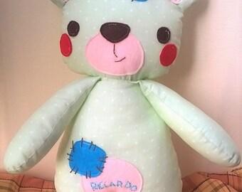 TOY TEDDY BEAR birth