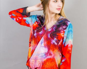 New! Collection colorful tunic