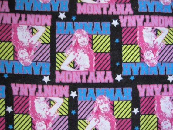 Teens/Tweens/Waterproof Bed Pads -  Hannah Montana, Pink, Blue