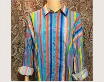 Rare Vintage authentic Versace shirt