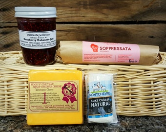 B&P's Underground Meat and Cheese Gift Set -  LIMITED EDITION