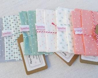 Mouchoir en tissu - Mouchoir lavable - Pour offrir - Réduction des déchets - Tendance et pratique - Joli mouchoir en tissu - Pour offrir