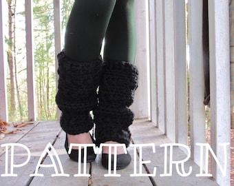 Heidi Leg Warmer Pattern   Crochet Pattern   Leg Warmer Pattern   Crochet Leg Warmers