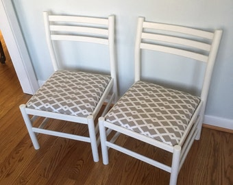 Four Children's Chairs
