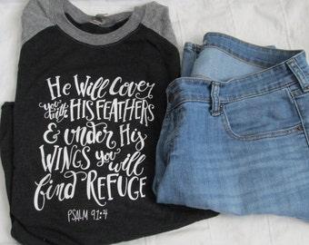 Christian shirts, Christian baseball tee, womens shirt, baseball tee, baseball shirt