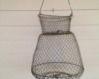Fisherman's Keep Net - Vegetable Holder