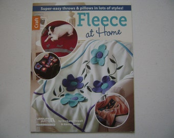 Fleece at Home Instruction Booklet
