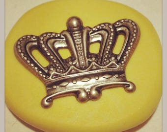 Kings Crown Mold Silicone