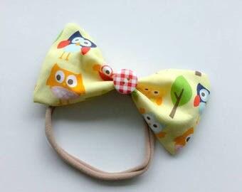 WS Headband - Happy Yellow