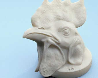 Rooster Soap
