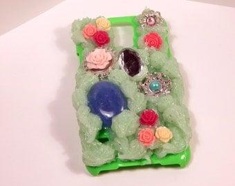 Mint Gems Deco Case