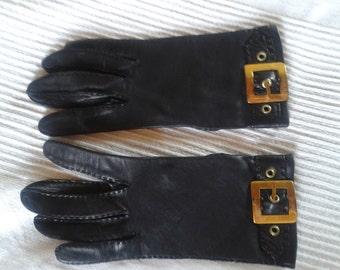 lamb skin gloves