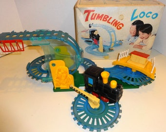 1970s Tumbling Loco by DY