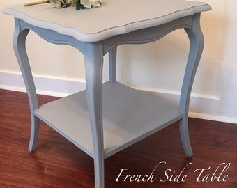 Sweet French Side Table