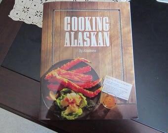 Alaskan Cookbook in Excellent condition