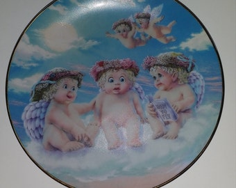 Vintage  collectible plate